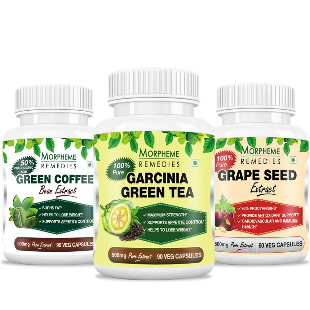 garcinia extract and green tea
